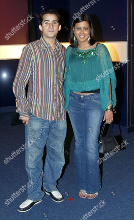 Nabil Elouahabi and Pooja Shah