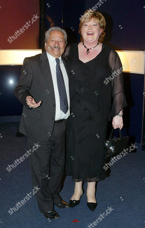 Saeed Jaffrey and Sally Banks
