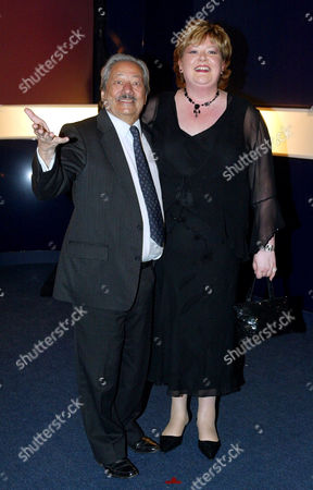 Stock Picture of Saeed Jaffrey and Sally Banks