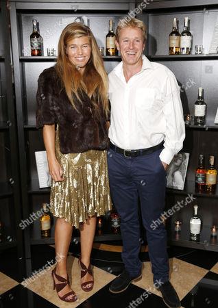 Amber Nuttall & Tom Aikens