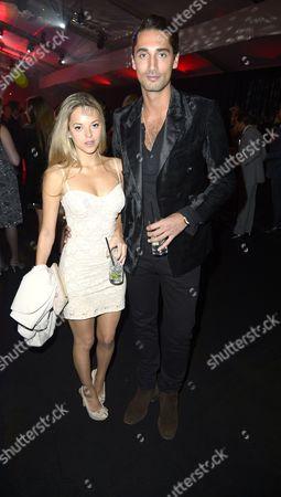 Natalie Joel and Hugo Taylor