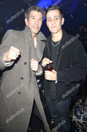 Guest and Louis Simonon