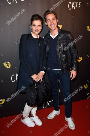 Editorial image of 'Cats' musical opening night at the Mogador Theater, Paris, France - 01 Oct 2015