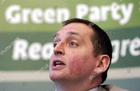 Darren Johnson, London Assembly member