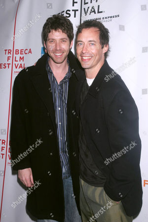 James Barbour and Tom Cavanagh