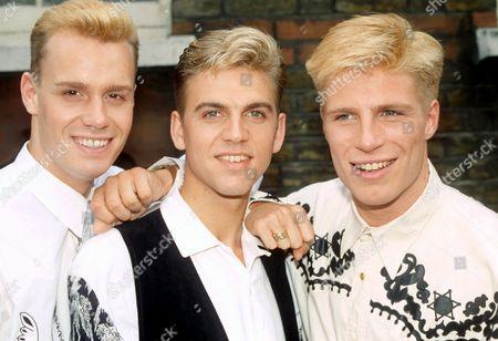 Big Fun - Phil Creswick, Jason John and Mark Gillespie - 1989