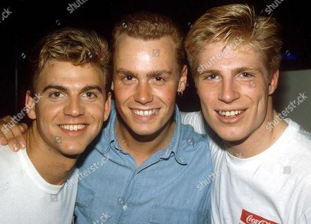 Big Fun - Mark Gillespie, Phil Creswick, Jason John - 1989