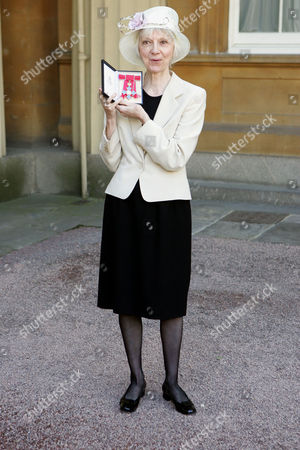 Editorial photo of INVESTITURES AT BUCKINGHAM PALACE, LONDON, BRITAIN - 27 APR 2005