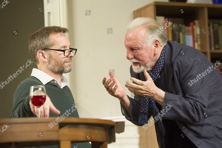 Editorial image of 'The Father' Play performed at the Wyndham's Theatre, London, UK, 2 Oct 2015