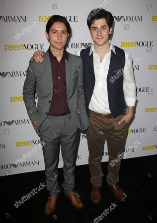 David Henrie and Brother Lorenzo