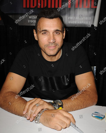 Stock Picture of Adrian Paul