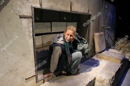 Megan Dodds, My Name is Rachel Corrie, Royal Court Upstairs, London, Britain
