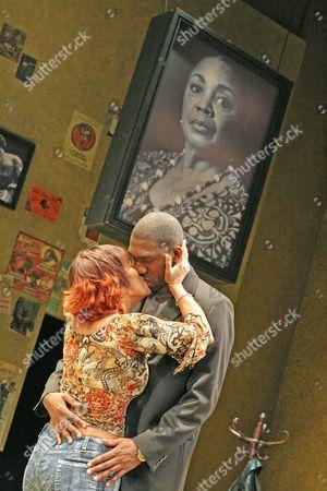Kwame Kwei Armah, Dona Croll, Elmina's Kitchen at the Garrick Theatre, Britain