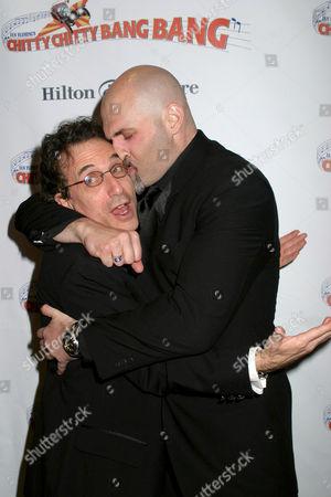 Chip Zien and Marc Kudisch