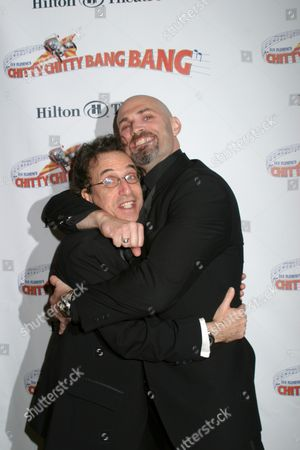 Chip Zien with Marc Kudisch