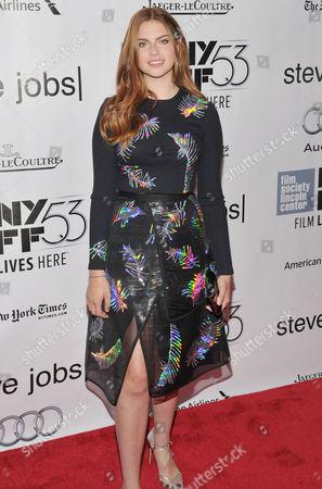Editorial picture of 'Steve Jobs' film premiere, New York Film Festival, America - 03 Oct 2015