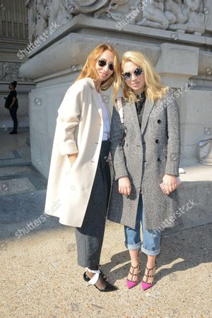 Alexandra Golovanoff and Camille Seydoux
