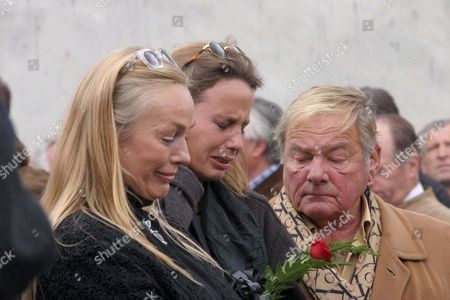 Maria Schell's daughter, Marie Theres Relin and her brother Carl Schell