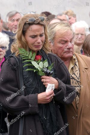 Editorial picture of THE FUNERAL OF MARIA SCHELL, PREITENEGG, AUSTRIA - 30 APR 2005