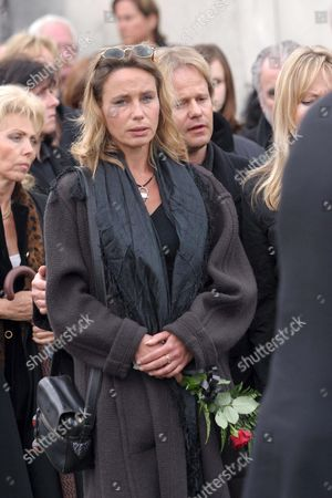 Maria Schell's daughter, Marie Theres Relin
