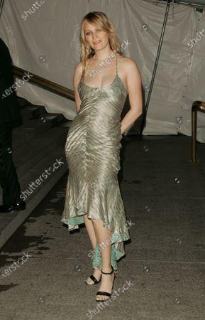 Editorial photo of MET Gala Costume Institute Gala, New York, America - 02 May 2005