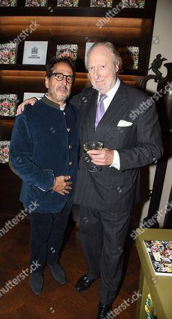 Richard David Story and Ed Victor
