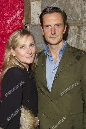 Lesley Sharp and Nicholas Gleaves (Pierre)
