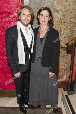 Florian Zeller (Author) and Rebecca Charles (Woman)