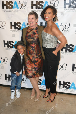 Editorial photo of Harlem School of the Arts Gala, New York, America - 05 Oct 2015