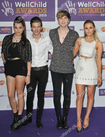 Only The Young - Mikey Bromley, Betsy-Blue English, Charlie George and Parisa Tarjomani