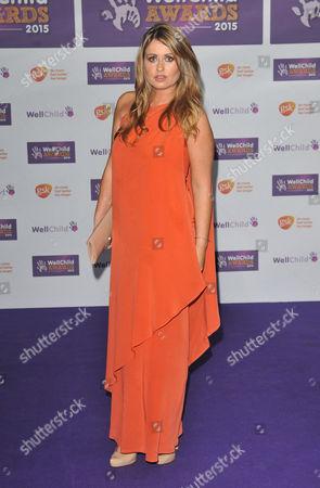 Editorial photo of WellChild Awards, London, Britain - 05 Oct 2015