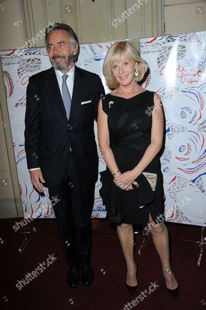 Guest and Elisa Servier