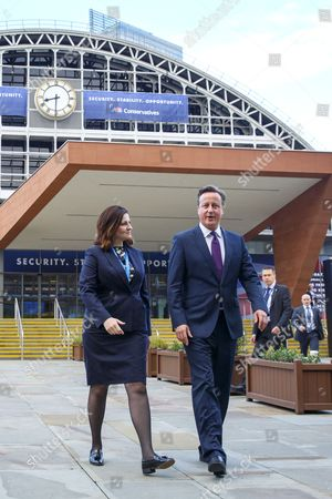Editorial photo of Conservative Party Conference, Manchester, Britain - 06 Oct 2015