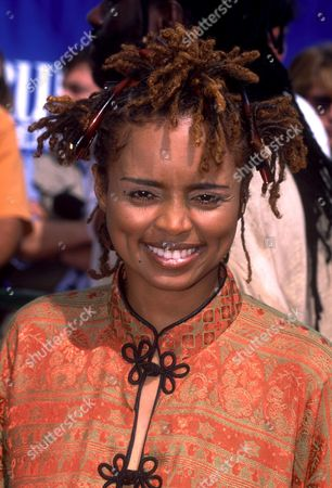 Debbi Morgan at the Spirit Awards - 1998