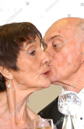 June Brown with John Bardon