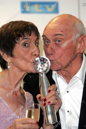 June Brown and John Bardon