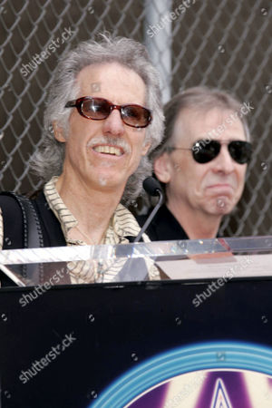 John Densmore and Jim Ladd