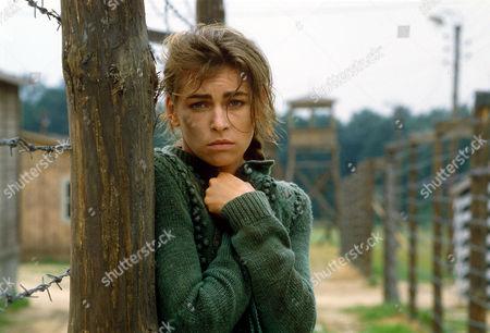 JOANNA PACULA IN 'ESCAPE FROM SOBIBOR' - 1987