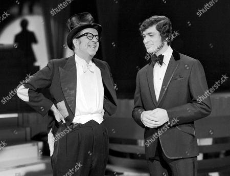 PHIL SILVERS AND ENGELBERT HUMPERDINCK ON 'THE ENGELBERT HUMPERDINCK SHOW' - 1970