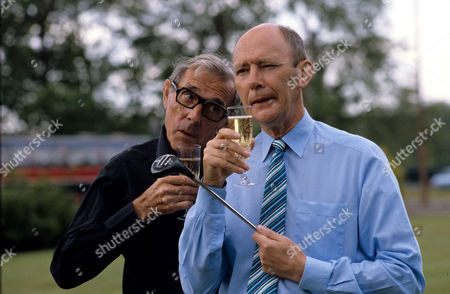 ERIC SYKES AND GARFIELD MORGAN - 1990'S