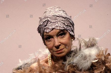 JOAN GREENWOOD IN 'GIRLS ON TOP' - 1985