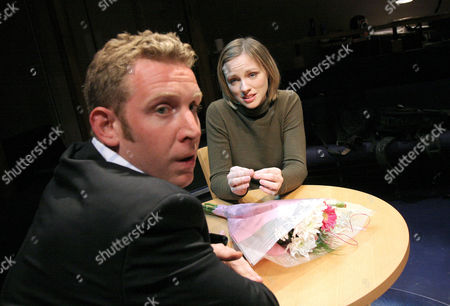 'Private Fears in Public Places' at the Orange Tree Theatre - Paul Thornley and Melanie Gutteridge