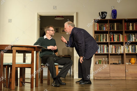 Editorial photo of 'The Father', Wyndham's Theatre, London, Britain - 02 Oct 2015