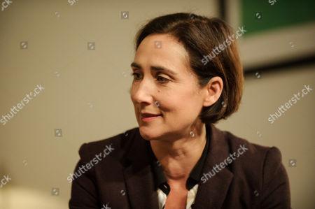 Stock Photo of Rebecca Charles (woman).