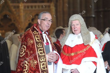 The The Very Reverend John Hall The Very Reverend John Hall and The Right Honourable The Lord Thomas of Cwmgiedd, Lord Chief Justice of England and Wales.