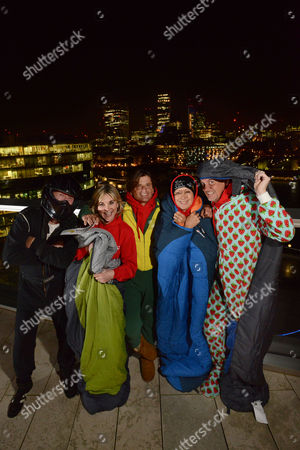 Editorial picture of Action For Children's 'Byte Night' fundraiser, London, Britain - 02 Oct 2015