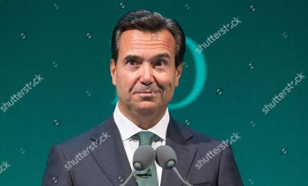 Antonio Horta-Osorio, Gruop chief execitive Lloyds banking group