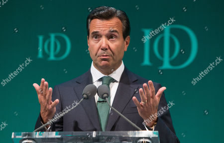 Stock Picture of Antonio Horta-Osorio, Group chief execitive Lloyds banking group