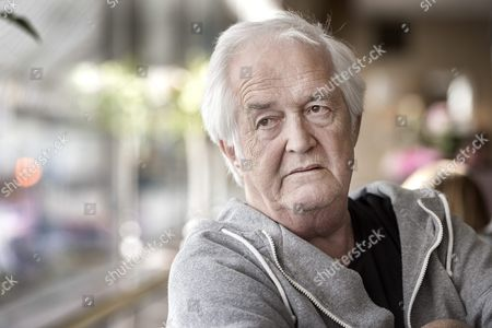 Swedish author Henning Mankell