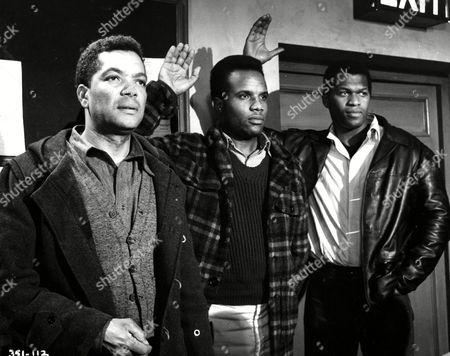 Earl Cameron, Harry Baird and Neville Munroe